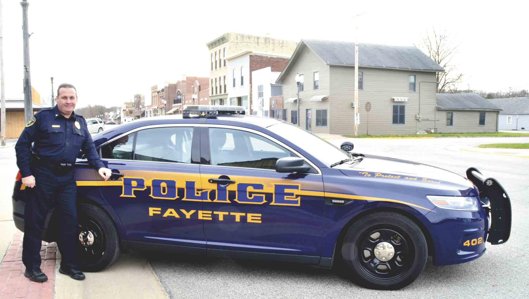 Fayette Police Chief Richard Pisanti recently resigned from his leadership duties after taking a similar chief's position with a department in Tallahassee, Fla. Pisanti's last day with the Fayette Police Department will be Friday, May 11.  	Chief Pisanti resigns...