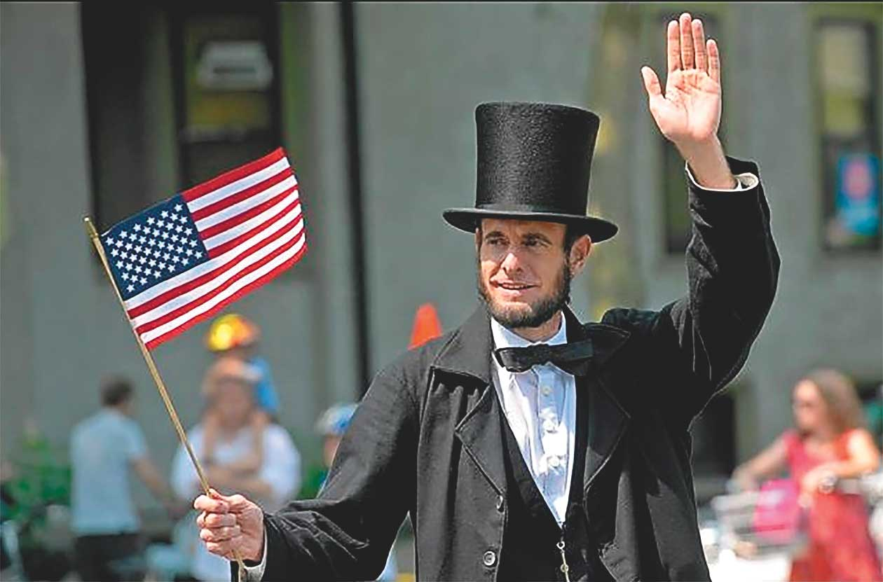 Historical figures return to life at UIU and Fayette libraries  With the help of three modern-day impersonators, the University Archives at Upper Iowa University welcomes Civil War-era historical figures Abraham Lincoln, Dr. C.C. (Charles Coleman) Parker and David B....