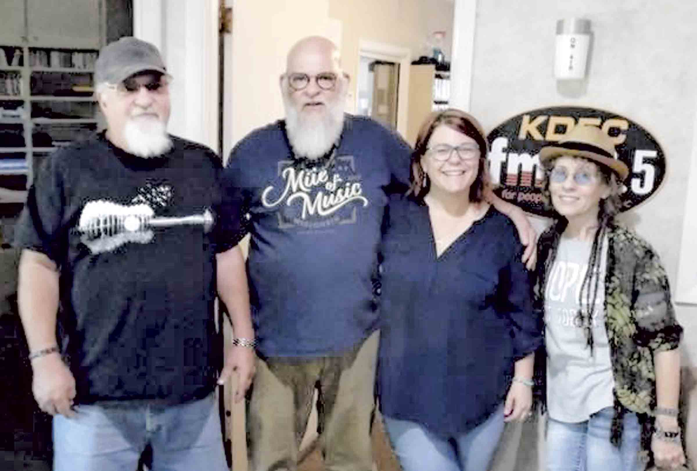 Patsy & the Plum St. Jam was formed a few years ago and has quickly become an area favorite, even being called in as guests on area radio shows.The band recently recorded its first CD, which should be ready for fans in the coming weeks. (submitted photo)Patsy...