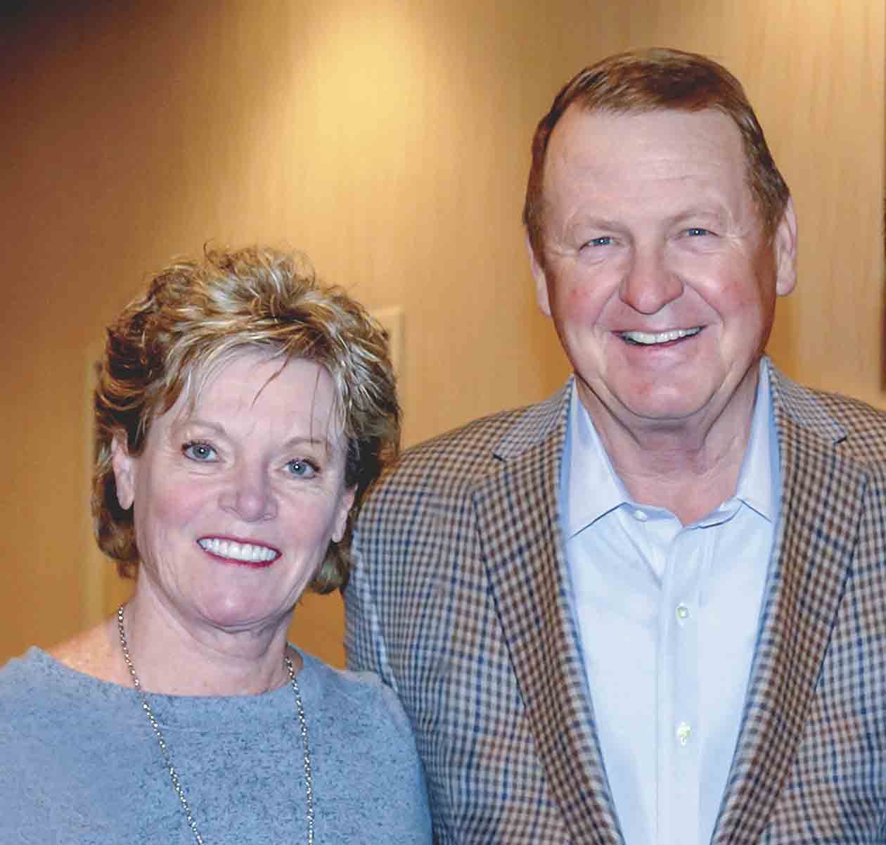UIU alumni Steve ('73) and Diane ('73) Kinkead Harms of West Des Moines have donated $750,000 to the Upper Iowa University and City of Fayette $1.15 million Recreation Center Project. In addition to the communitywide impact, the project will provide significant benefits to both...