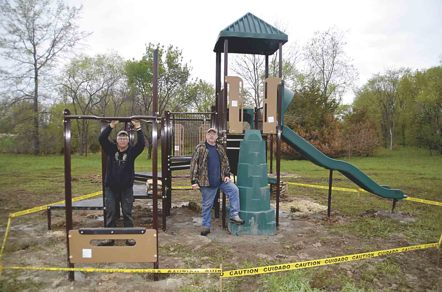 The Friends of the Volga River Recreation Area recently purchased and installed two new playground sets at the Volga River Recreation Area. The organization was started 10 years ago, and one of its first goals was to fundraise the money to buy these two playground sets, which are located at...