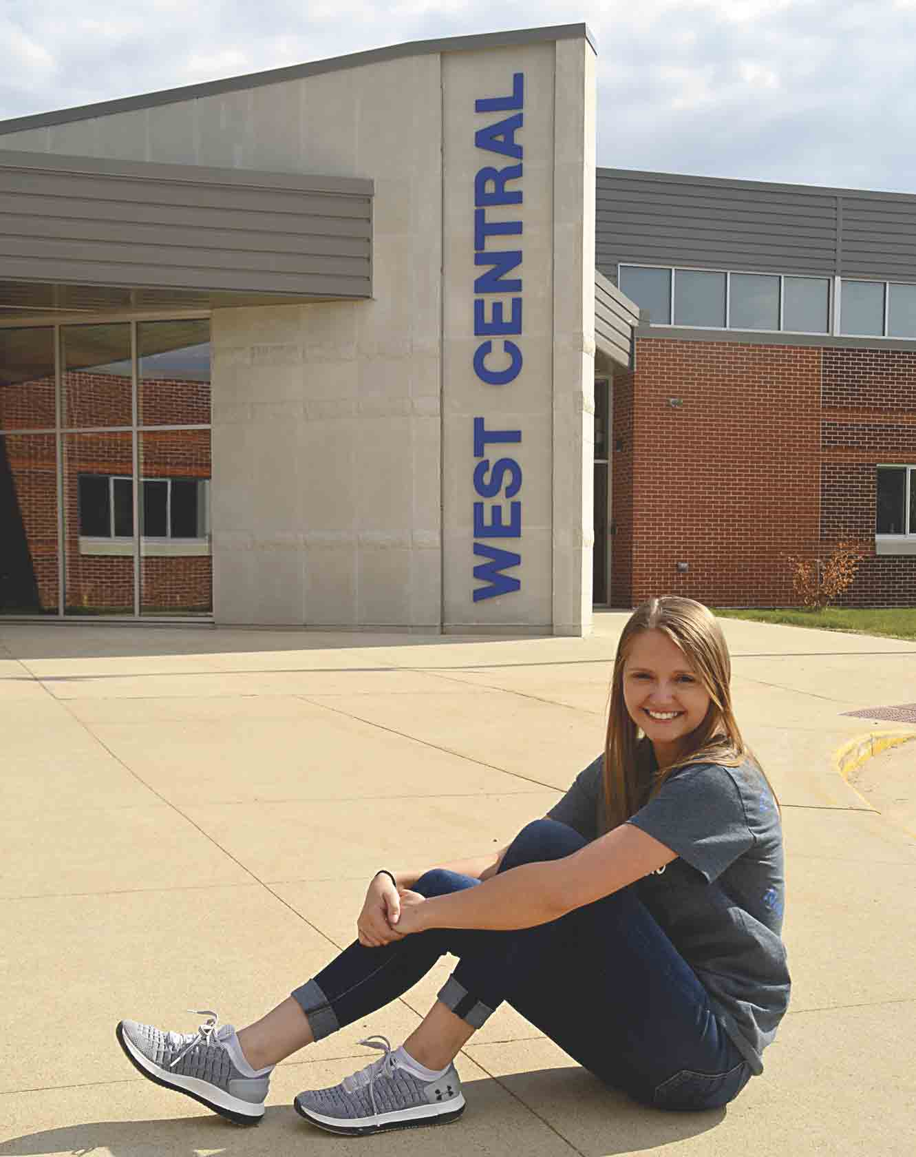 Hailey Weidemann is set to graduate from West Central High School, with 22 of her other classmates, at 7 p.m. Friday, May 24, in the WC High School gym in Maynard.Weidemann to earn a mortuary science degreeBy Chris Debackcdeback@thefayettecountyunion....