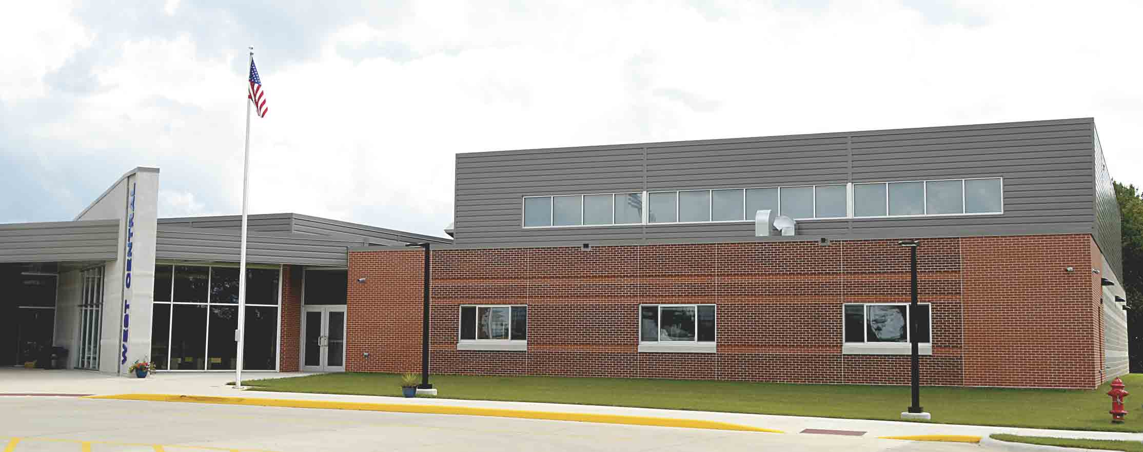 As many rural Iowa school districts do in an effort to be more cost-effective, West Central (pictured) and Starmont have begun to share programs in an effort to offer more educational and extracurricular activities to their students. Currently, the two schools share baseball and wrestling....