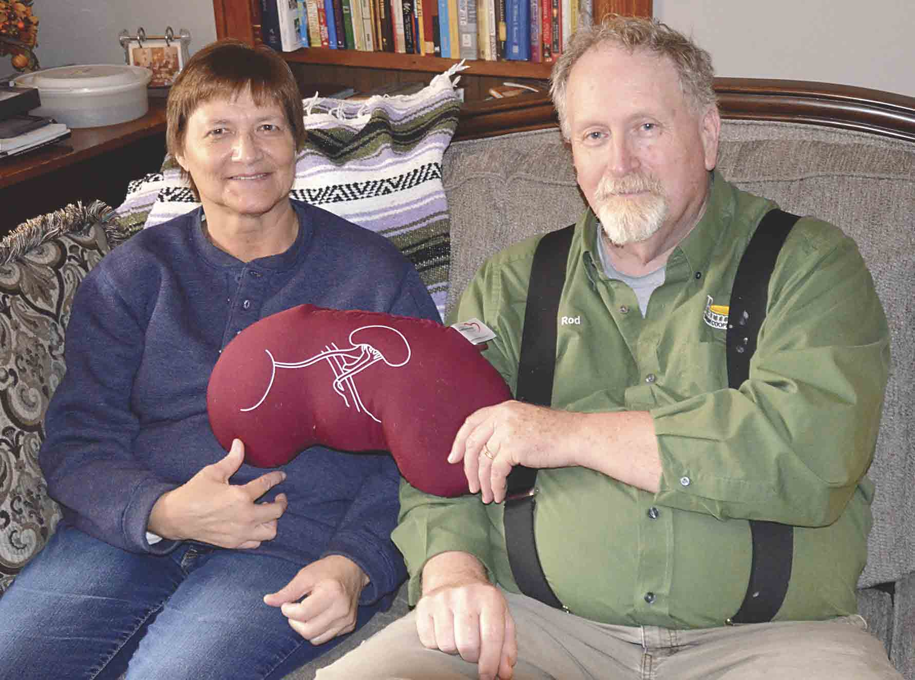 This Thanksgiving, Diane and Rodney Wagner are thankful for Diane's new kidney she received on Sept. 9. Since 2014, Diane had been on peritoneal dialysis, and this new kidney will allow her to return to a more normal life. The Wagners are especially grateful for all the support they...