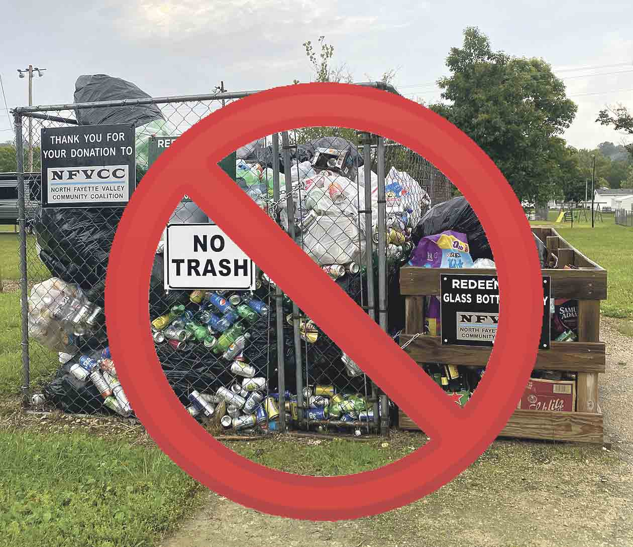 NFVCC Executive Board has approved the closing of the can kennels in both Clermont and Elgin, as finding centers to accept these bottles and cans has become impossible.Can collection for NFVCC will endBy Jack Swansonjswanson@fayettecountynewspapers.comThe...